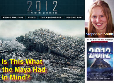 2012 Mayan Calendar Author Stephanie South —We're Living in Artificial Time