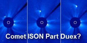 Comet ISON Part Duex?