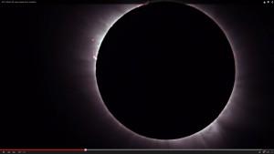 Eclipse Closeup