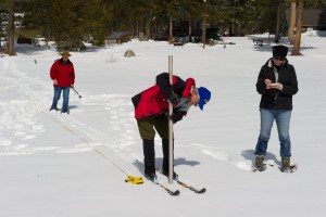Snow Pace Survey on 04-02-2012