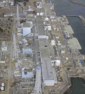 Fukushima Daiichi: 20-Mar-2011 Aerial Photo