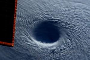 IIS Image of Typhoon Maysak