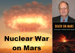 Nuclear War on Mars - Author John E. Brandenburg, Ph. D.