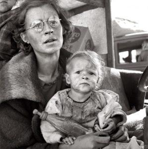 Dust Bowl Refugees