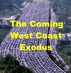 The Coming West Coast Exodus