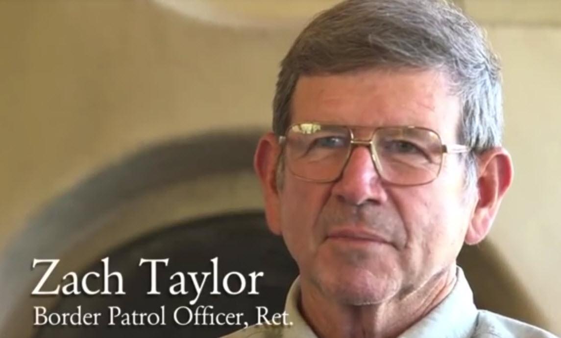Zach Taylor, Border Patrol Agent