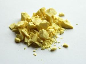 Sulfur Sample