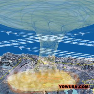 Geoengineering Volcanoes to Rain Death Upon Us