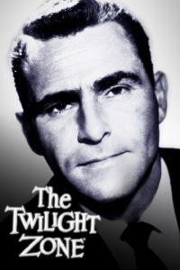 Rod Serling, creator of The Twilight Zone series (1959–1964)