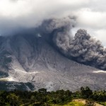 Sinabung Volcano 1/10/2016