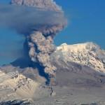 Shiveluch Volcano 1/7/2016