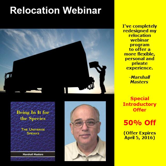 Personal Relocation Webinar Special