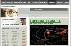 Ed Dames - Exposing Planet X