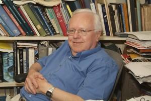 Dr. Brian Marsden, Associate Director of the Smithsonian Astrophysics Observatories (5 August 1937 – 18 November 2010).