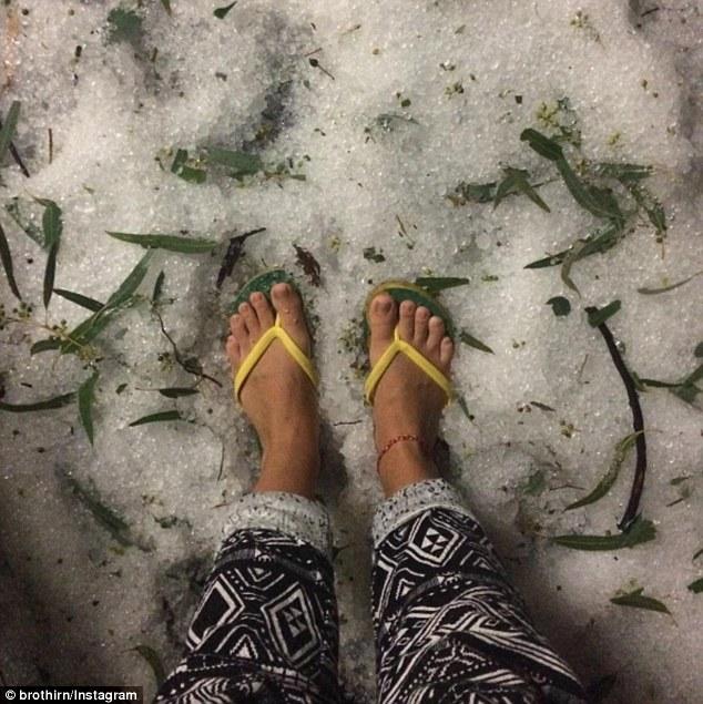 06-17-2016Hailstorm,AliceSprings,Australia3