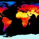 Heat Wave Temps, May-June