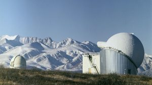 Sayan Solar Observatory, Russia