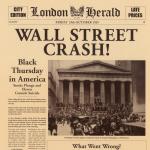 Wall Street Crash - London Herald
