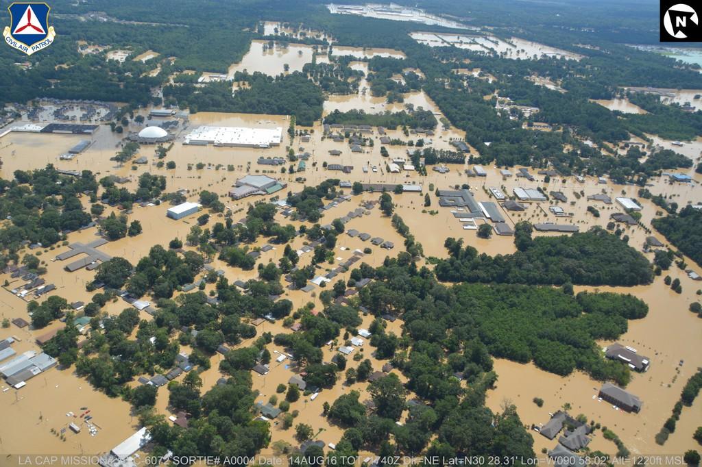 08-14-2016 Louisiana Flooding