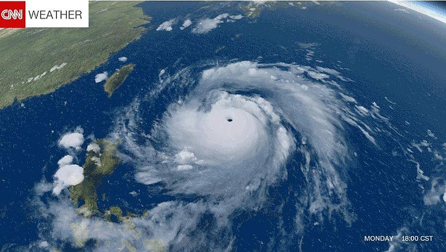 09-12-2016 Super Typhoon Meranti