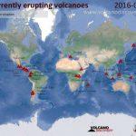 09-14-2016, 33 Volcanoes Erupting