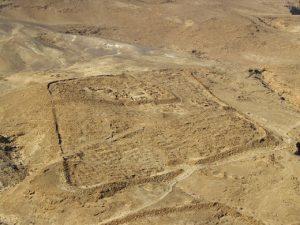 Roman Camp at Masada