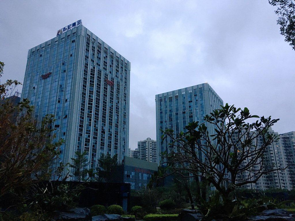 Super Typhoon Meranti Damage, China