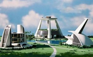 Venus Project City