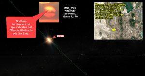 Lanei Bickel Observation - Nibiru Hot Spot