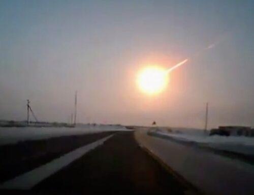 2013 Chelyabinsk Meteor