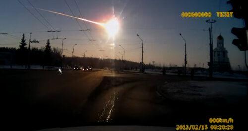 Chelyabinsk Meteo 02/2013