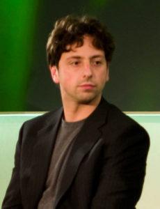 Google co-founder, Sergey Mikhaylovich Brin
