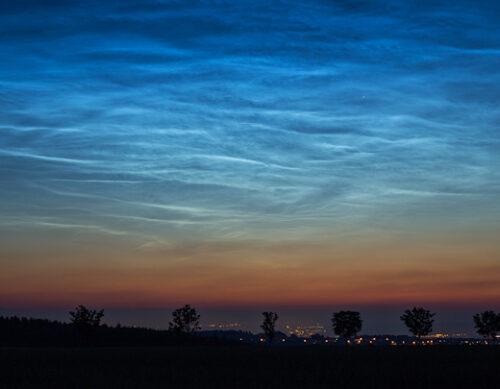 Noctilucent Clouds, Heiko Ulbricht, Börnchen: