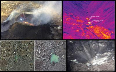 Hawaii Water in Volcano