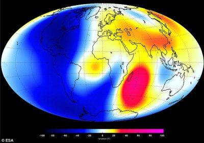 Magnetic field 2014