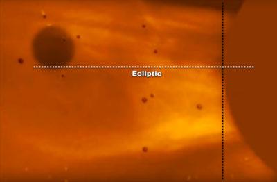 SOHO July 2020 - Nemesis Transits the Ecliptic