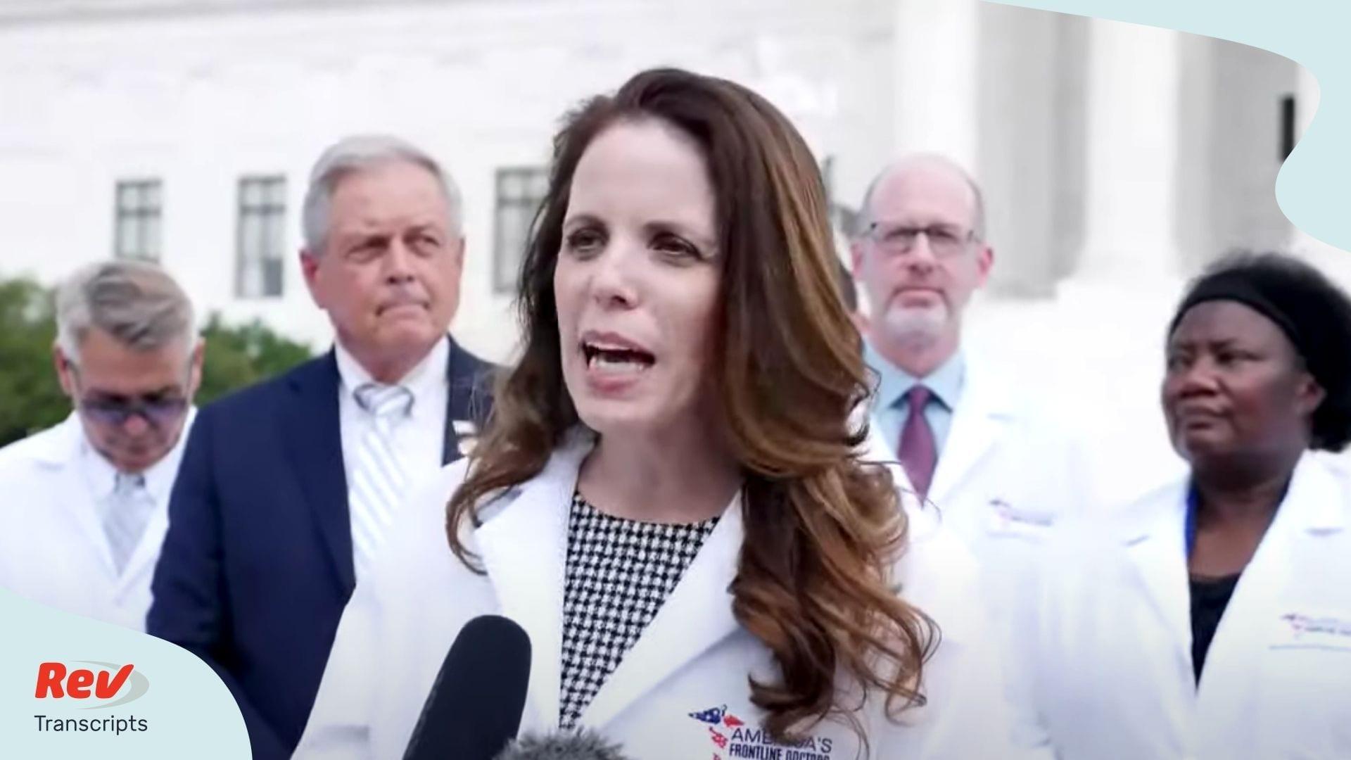 Americas-Frontline-Doctors-Press-Conference