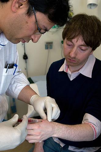 RFID Hand Implant