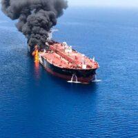 July 3, 2021 Iran Seizes Tanker