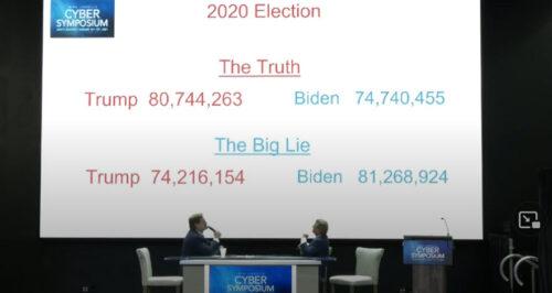 Lindell Shows The Big Lie