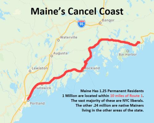Maine's Cancel Coast